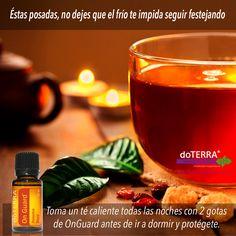 Fortalece tu sistema inmune con la mezcla de aceites esenciales doTERRA On Guard