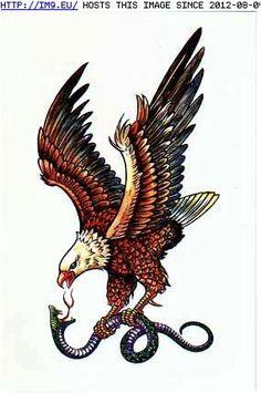 snake-and-eagle-tattoo-design.jpg (285×429)