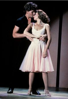 Dirty Dancing  Another deeply improbable plot—the only person who could fill in at an all-important dance performance was the teenage girl (Jennifer Gray) who could barely tap her toes?—rescued by charm and chemistry. When Johnny (Patrick Swayze) finally took Baby into his arms in this 1987 romance, women everywhere swooned.