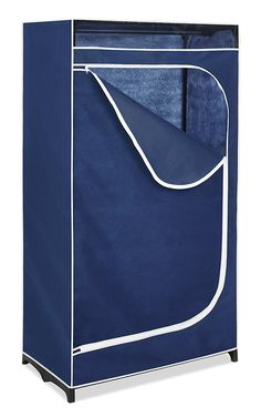 Best Price customer reviews Whitmor Clothes Closet ud with Blue Cover