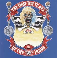 IRON MAIDEN -  the first 10 years box