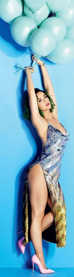 KATY PERRY (Katheryn Elizabeth Hudson) Thursday, October 25, 1984 - Santa Barbara, California, USA. >Katy Perry - Cosmopolitan Magazine July 2014.