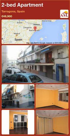 2-bed Apartment in Tarragona, Spain ►€49,900 #PropertyForSaleInSpain