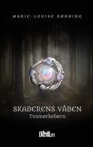8 stars out of 10 for Tusmørkebørn - Skaberens våben 1 by Marie-Louise Rønning  #boganmeldelse #bibliotek #books #bøger #reading #bookreview #bookstagram #books #bookish #booklove #bookeater #bogsnak #YA Read more reviews at http://www.bookeater.dk
