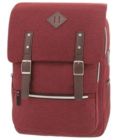 Σακίδιο πλάτης Polo Groovy Κόκκινο School Bags, Satchel, Crossbody Bag, Backpacking, School Tote, School Tote Bags
