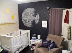 quarto bebê star wars