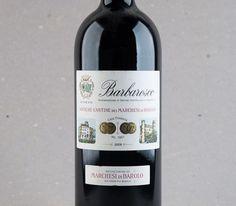 Barbaresco, ícone do Piemonte: Barbaresco Marchesi di Barolo #vinho #barbaresco #nebbiolo #piemonte #italia