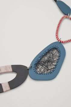 Geometric shapes and delicate lines; shop women's necklaces, rings and earrings from our jewelry collection at COS. Biscuit, Wax Carving, Ceramic Jewelry, Polymer Clay Crafts, Geometric Shapes, Contemporary Style, Fashion Brand, Dog Tag Necklace, Jewelry Collection