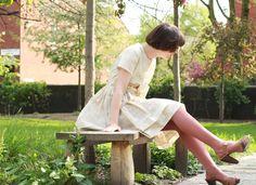 Summer Breeze dress by Nadinoo