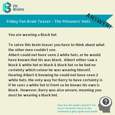 Brain Teaser Puzzle Riddle