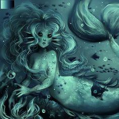 Mermeid #seameid#mythological#marine mutf, water numf, marine,mermeid