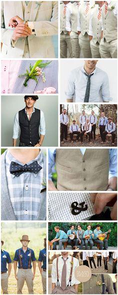 Semi Formal Groomswear