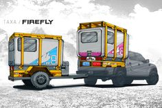 Built by a NASA designer, the Firefly DIY camper is a rugged, go-anywhere RV concept that's equally at home at the KOA campground or on the surface of Mars.
