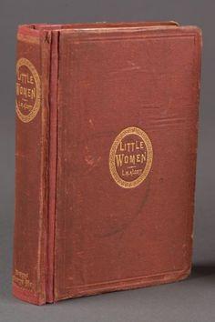 Louisa May Alcott, Little Women. My all time favorite book