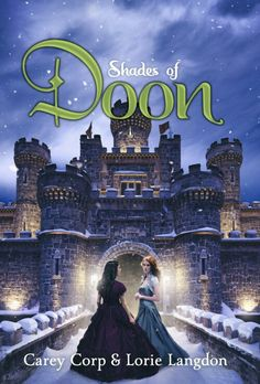 Shades of Doon, book 3 in the #doonseries ♡♡♡♡♡