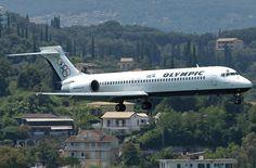 Olympic Aviation B 717-2K9 [Andromeda]-[SX-BOA]