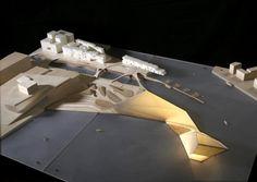 Architectural Model, Munch Museum - Diller & Scofidio + Renfro