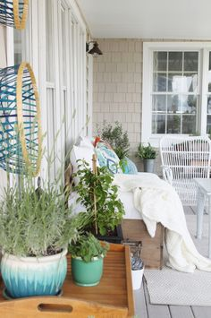 Summer Front Porch &