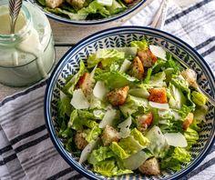 Σαλάτα του Καίσαρα (Caesar Salad) | Συνταγή | Argiro.gr
