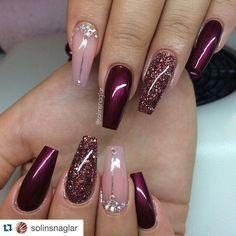 Bekijk deze Instagram-foto van @acrylicnaildesigns • 474 vind-ik-leuks