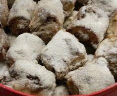 Rezept Marzipan-Stollenkonfekt mit Apfelstückchen von Drea1808 - Rezept der Kategorie Backen süß