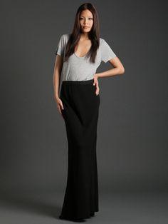 i think i need a maxi skirt
