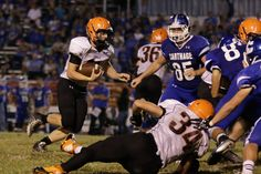 2014 Varsity vs Carthage - republictigersports