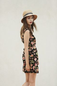 Flawless florals.