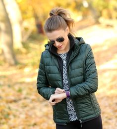Fall activewear