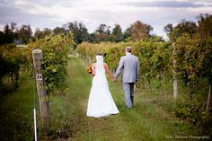 A Wedding Photo by our photographer at the New Kent Winery