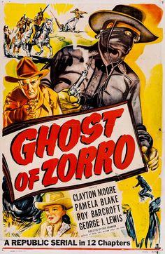 Ghost of Zorro (1949)