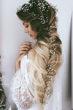 Awesome Ulyana Aster Long Wedding Hairstyles & Wedding Updos / www.deerpearlflow… The post Ulyana Aster Long Wedding Hairstyles & Wedding Updos / www.deerpearlflow…… appeared first on Emme' ..
