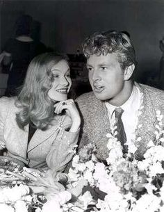 Veronica Lake and Sterling Hayden
