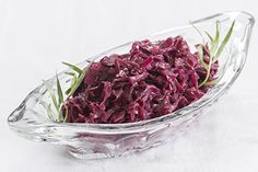 Sweet and sour cabbage recipe, Bite – Serve at room temperature with ham turkey or other festive meats or store in a large sterilised jar in the fridge - Eat Well (formerly Bite) Caraway Seeds, Fennel Seeds, Sweet And Sour Cabbage, Kaffir Lime, Catering Business, Cabbage Recipes, Ham, Salad Recipes