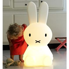 Even if youre not familiar with this cute and quirky character from Hollands best-selling childrens book series, you can still invite her into your home to light up your life. This charming floor lamp exudes a soft, warm glow - ideal for storytelling with the young ones at bedtime, or #Floorlamp #Hugelighting #Lamp #Led #Lighting #Lightingdesign #Modernlighting