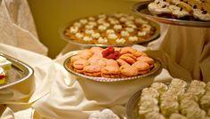 Petit Fours, Avenue Catering Concepts, Atlanta Weddings, The Pavillion at Olde Towne