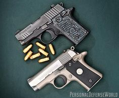 COLT MUSTANG POCKETLITE .380 ACP - Personal Defense World