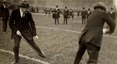 Michael Collins and Harry Boland playing hurling on the pitch at Croke Park, on the day of the Leinster Hurling Final Sept 1921 Irish Games, Roisin Dubh, Croke Park, Michael Collins, Poses For Pictures, Current Events, Dublin, Old Photos, Field Hockey
