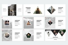 Elegant Powerpoint Template - Presentations