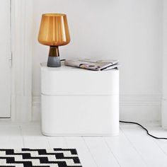 Vakka storage box by Iittala is made of compressed plywood, a traditional material with natural character. Scandinavia Design, Golden Design, Night Table, Scandinavian Living, Small Storage, Small Boxes, Toy Boxes, Lamp Design, Design Awards