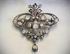 19th century Hungarian jewelry