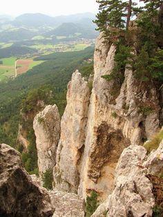 Wildenauersteig Hohe Wand, Austria