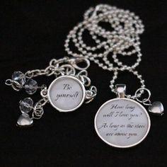 Armbandet och halsbandet är en beställning och en väldigt vacker gåva till en dotter! Beställ på www.ljuvligating.se  Bracelet and necklace - a beutiful gift for a daughter. Order from www.ljuvligating.se