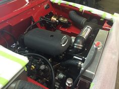 Manuels Rippin Red 800 – Anything Scout Scout Truck, Jeep Scout, Cool Trucks, Big Trucks, Cool Cars, International Scout Ii, International Harvester Truck, Ls Engine, Engine Swap