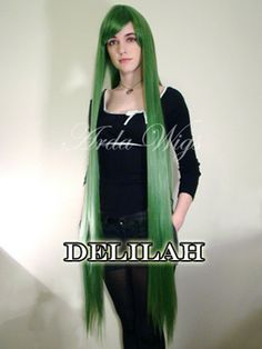 I knew I'd missed a wig site. Arda. More options! Might have to grab a color ring from them.