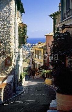 Provence, Azur-haut de Cagnes