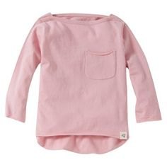Burts Bees Baby™ Infant Girls' Boatneck Tee