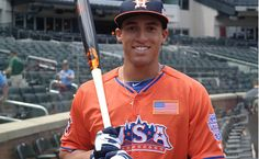 George Springer, 2014 Houston Astros Preview