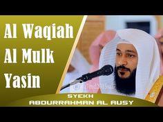 Surah Al Waqiah, Surah Yasin & Surah Al Mulk Full Merdu - Abdurrahman Al Ausy - YouTube Doa, It Hurts, Islam, Content, Music, Youtube, Musica, Musik, Muziek