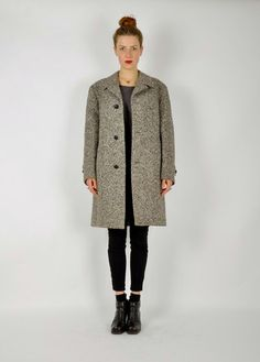 10 Vintage Winter Coats from Etsy
